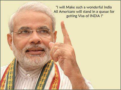 Modi Quotes - Narendra Modi for pm