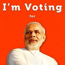 Vote for Modi - NAMO for PM